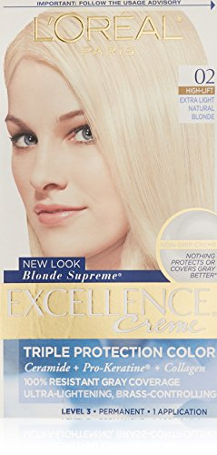 LOreal Excellence Creme Blonde Supreme