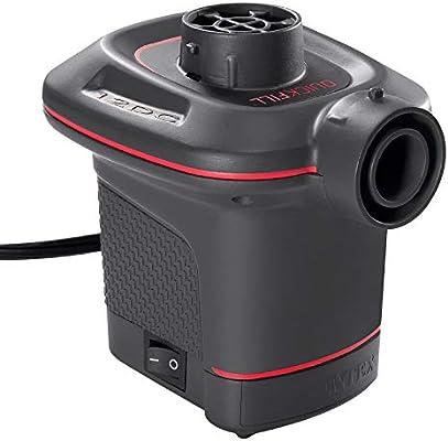 Intex 66636 - Hinchador eléctrico con adaptador para coche 12V ...