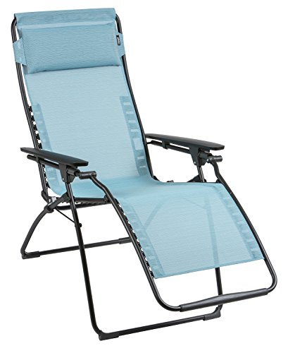Lafuma Futura Gravity Chair Black