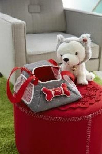 Hallmark Jingle and Bell's Dog Carrier