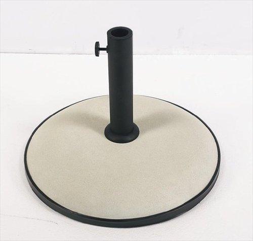 Fiberbuilt Umbrellas Concrete - FiberBuilt Home Cb19-White Concrete Umbrella Base -Cb19 - White
