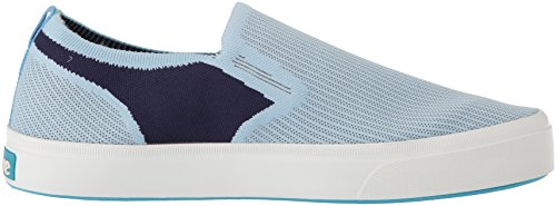 Blue Water Regatta Miles Shoe Women's Native Sky Blue White Shell SExq0OwZ