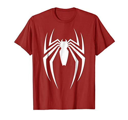 Marvel Spider-Man Game Logo Graphic T-Shirt ()