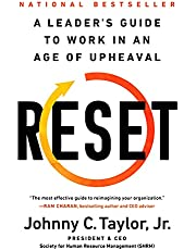 Reset: A Leader's Guide to Work in an Age of Upheaval