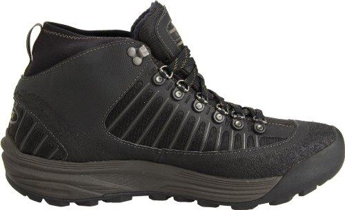 Teva Forge Pro Winter Mid WP 9046, Scarpe sportive uomo Nero (Schwarz/Black)