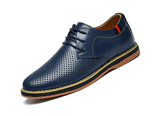 MOHEM Mens Dress Shoes Darren Men's Casual