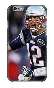 Hot Snap-on NEW ENGLAND PATRIOTS Nfl Football Dq Hard Cover Case/ Protective Case For Iphone 6