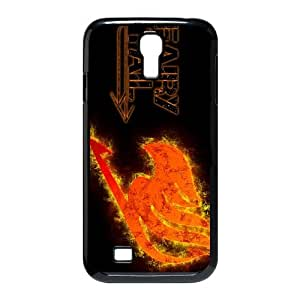Classic Case Fairy Tail pattern design For Samsung Galaxy S4 I9500 Phone Case