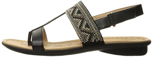 0ccba9da831f Naturalizer Women s Wheeler Flat Sandal - Import It All