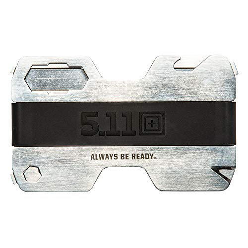 5.11 Steel Jacket Wallet Multitool Multipurpose Tactical , S