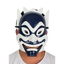 Xcoser Blue Spirit Mask Deluxe Blue Resin Zuko Helmet Airbender Helmet CL Cosplay