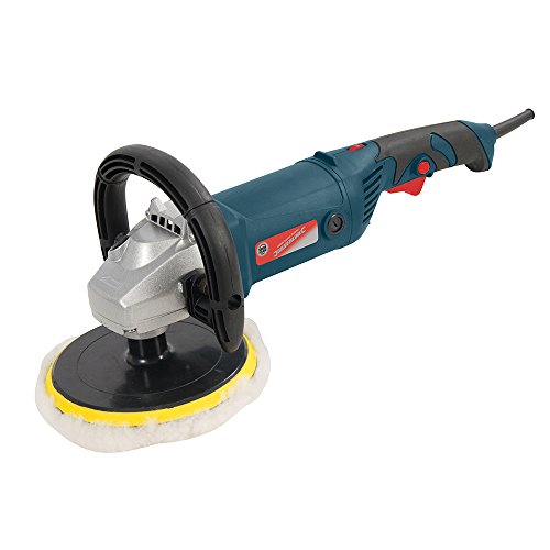 Silverstorm 129659 - 1500W 180mm (7') Sander Polisher 230V
