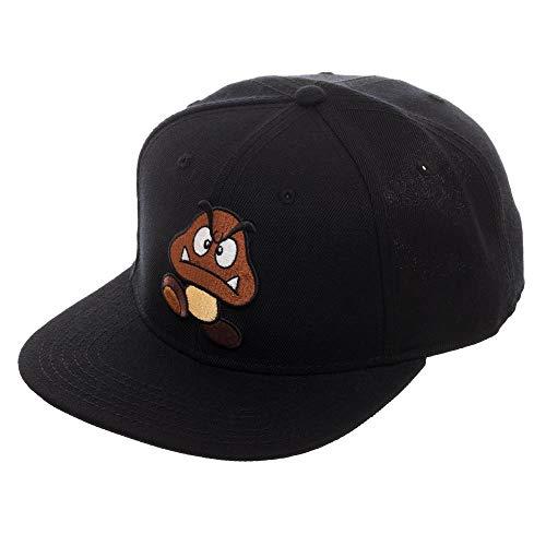 Nintendo Super Mario Bros. Goomba Snapback Hat -