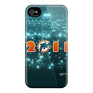 LauraAdamicska Iphone 6plus Best Cell-phone Hard Cover Custom Trendy Miami Dolphins Series [Gyz3698kcTo]