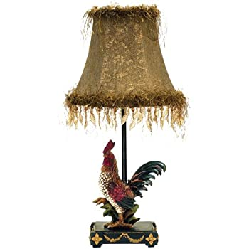 Sterling Home 7 208 Petite Rooster Table Lamp