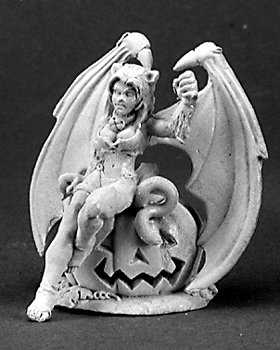 Reaper Miniatures Sophie in Cat Costume #01416 Special Edition Unpainted Figure -