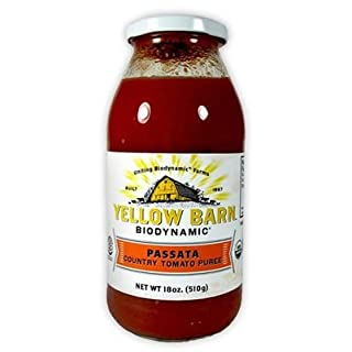 Yellow Barn Biodynamic Pasta Country Purees, 18 Ounce