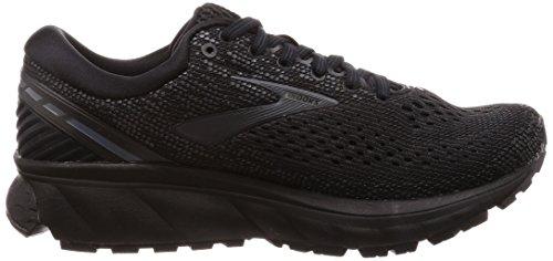 Brooks Womens Ghost 11 Running Shoe - Black/Ebony - D - 5.0 by Brooks (Image #6)