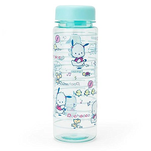 Pochacco Sanrio Clear Bottle Japan Special Edition