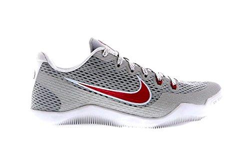2016 Nike Air Jordan Xi 11 Retro Alla Röd Herrskor Rea
