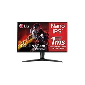 "Comprar LG 27GL850-B - Monitor Gaming de 27"" QHD 114 Hz, 1ms"