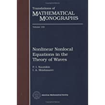 Nonlinear Nonlocal Equations in the Theory of Waves