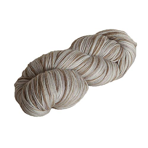 Knit Picks Stroll Hand Painted Merino Sock Yarn (Mocha - Sock Superwash Yarn