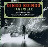 Farewell: Live From The Universal Amphitheatre by Oingo Boingo (1996-04-16)