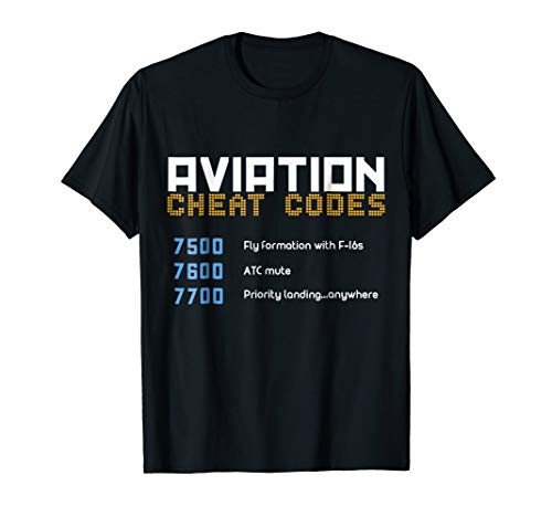 Shirt, Aviation Tee, Pilot Tee ()