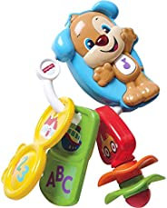 Chocalho Chaves Divertidas, Aprender e Brincar, Fisher Price, Mattel