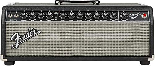 Fender Bassman 800HD 800-watt Hybrid Bass Head ()