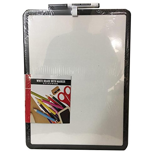 Four Seasons White Board with Black Marker