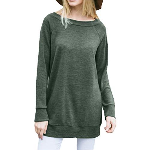 à Casual longues Green Hiver shirt shirt Sweat Tops shirt Plain femme Sweats capuche Manteaux Tumblr Fille à Vicgrey manches Sweat Veste Sweatshirts Fille T qFwvOOxZ