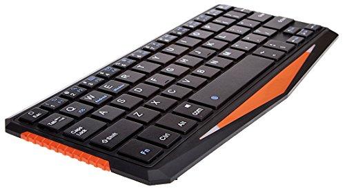 Wingeler Wireless Elite Keyboard v2 Touchpad-Retail Package Black