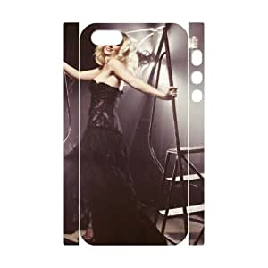 C-EUR Cell phone Protection Cover 3D Case Britney Spears For Iphone 5,5S