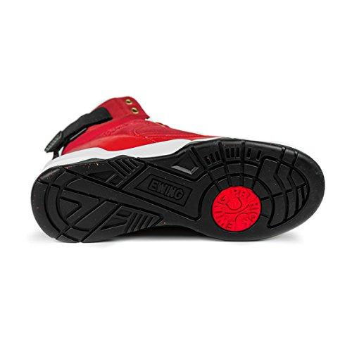 Patrick Ewing Athlétisme 33 Salut Rouge / Noir / Blanc / Or 1bm90195-602 Multi
