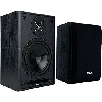 65quot Premium Bookshelf Speakers By Sound Appeal