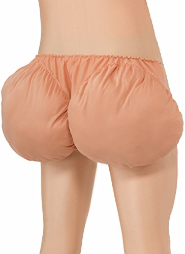 Forum Women's Novelty Fake Butt Undergarment, Multi, One Size