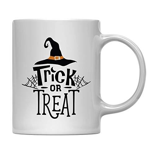 Andaz Press 11oz. Coffee Mug Gift, Tick or