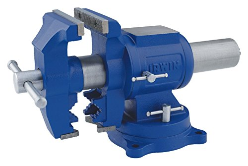 IRWIN Tools Multi-Purpose Bench Vise, 5-Inch (4935505) - Multi Purpose Bench Vise