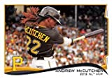 2014 Topps #452 Andrew McCutchen - Pittsburgh Pirates (NL MVP)(Baseball Cards)