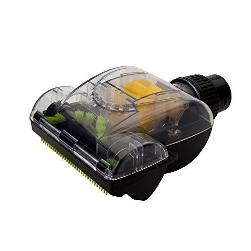 [First4Spares 1-1/4-Inch Mini Turbo Nozzle Tool Fits Eureka Electrolux Dyson Numatic] (Rotating Brushes Vacuum)