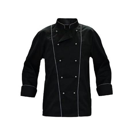 giacche da cuoco nere