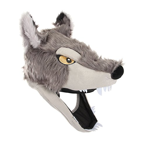 Wolf Jawesome Hat by elope - Werewolf Head Costumes