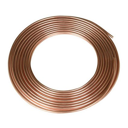 """Reading Copper Refrigeration Tubing Type """" R """" 1/2 """" Od. ..."""