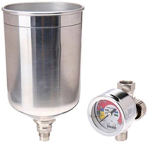 DeVilbiss (GFG670) Plus High Efficiency Gravity Feed Spray Gun by DeVilbiss (Image #1)