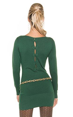 Dress KouCla Women's KouCla Women's Green x7qwaaPt6