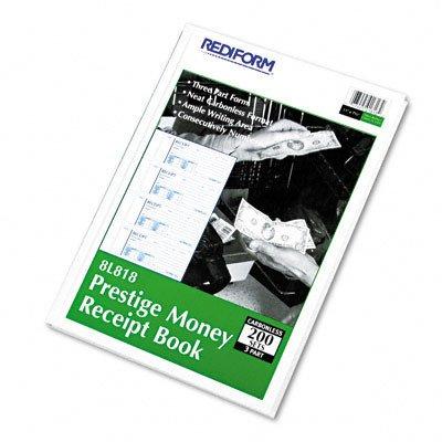 RED8L818 - Rediform Money Receipt Book