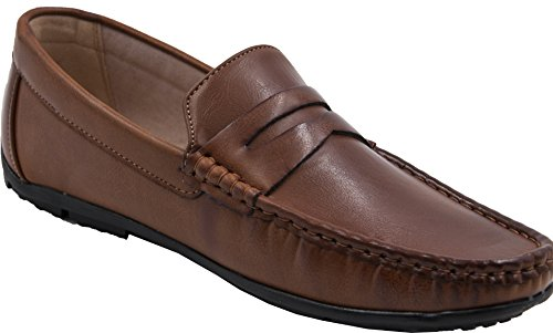 leather G001 moccasins Camel lined G001 lined qvFwx6t5