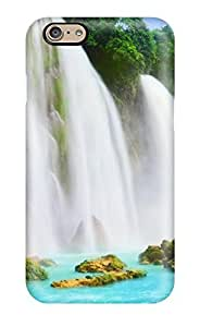 Unique Design Iphone 6 Durable Tpu Case Cover Waterfall